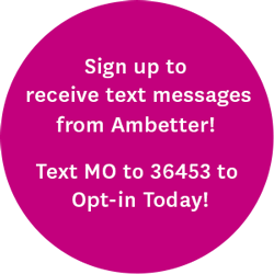 Sign up to receive text messages from Ambetter! Text MO to 36453 to Opt-in today!